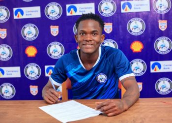 Zaga pens a two-year deal with the Cops on Wednesday afternoon. (PHOTO/Courtesy)