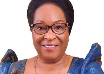 Owek. Joyce Nabbosa ssebugwawo, FDC's acting party president (PHOTO/Courtesy).