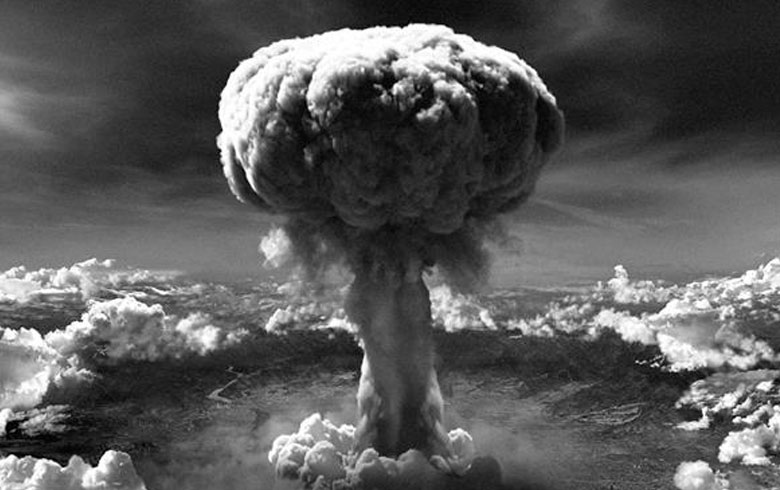 The United States detonated two nuclear weapons over the Japanese cities of Hiroshima and Nagasaki on August 6 and 9, 1945, respectively, with the consent of the United Kingdom, as required by the Quebec Agreement (PHOTO/NET).