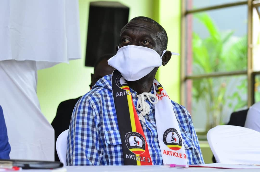 Dr. Besigye will not be running in the 2021 polls but says he can't quit the struggle (PHOTO/Courtesy).