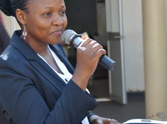 Sarah Langa Siu, the new Chief Registrar of Courts of Judicature (PHOTO/Courtesy).
