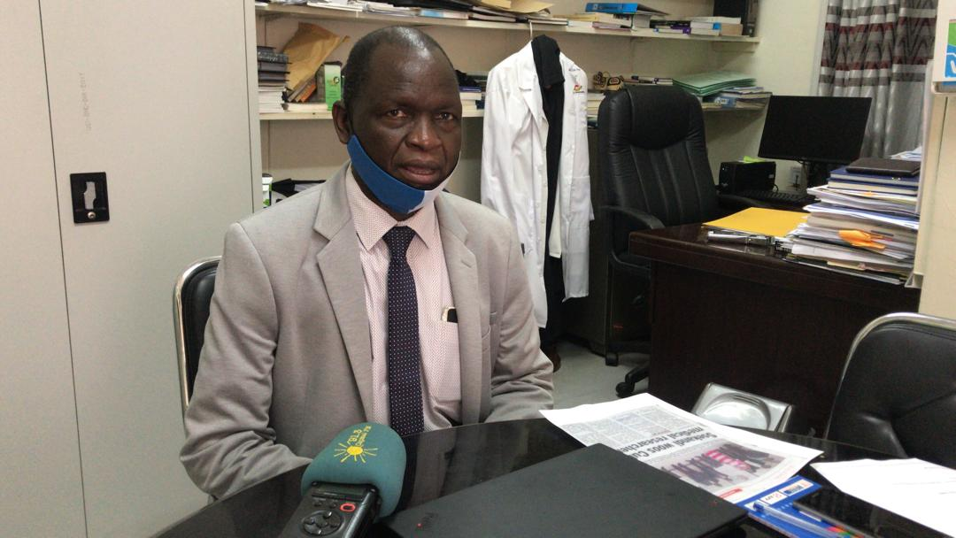 DR Jackson Orem, the Executive director Uganda Cancer Institute (PHOTO/Courtesy).
