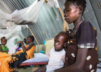 Some 84,625 children in South Sudan with severe acute malnutrition have been treated since the beginning of this year amid the coronavirus in the country, UNICEF said (PHOTO/Courtesy).