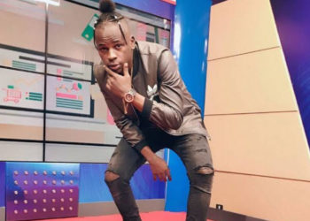 Kyolina omanya hitmaker, Crystal Panda warns politicians off his song without his consent (PHOTO/File).
