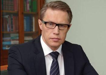 Russian Health Minister Mikhail Murashko (PHOTO/Courtesy).