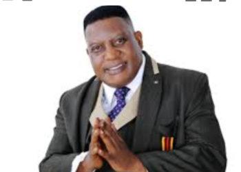 Ugandan actor Sam Bagenda alias Dr Bbosa