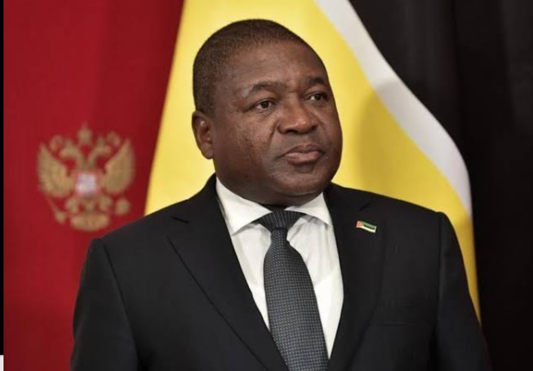 Mozambican President Filipe Nyusi (PHOTO/File).