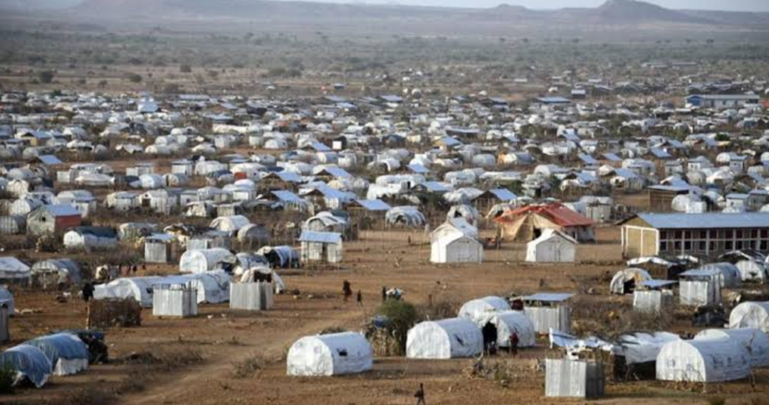 One of the refugee camps in Ethiopia (PHOTO/File).