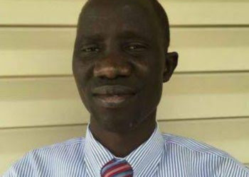 Augostino Ting Mayai, political analyst at the Juba-based Sudd Institute (PHOTO/File).