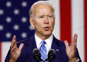 Joseph Robinette Biden Jr. is an American politician who served as the 47th vice president of the United States from 2009 to 2017 (PHOTO/File)