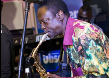 Moses Matovu's Afrigo Band's Director (PHOTO/File).