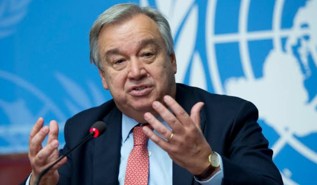 Antonio Guterres, UN Secretary-General (PHOTO/File).