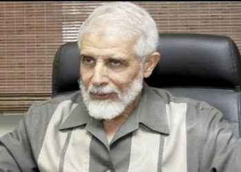 Muslim Brotherhood group, Mahmoud Ezzat leader (PHOTO/Courtesy).