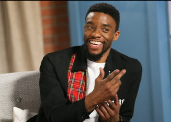 The now late, Back Panther star, Chadwick Boseman (PHOTO/Courtesy).