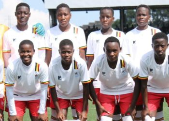 The U17 Girls team is slatted to take on Cameroon in September. (PHOTO/Courtesy)