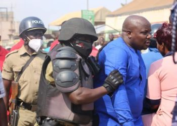 Kawempe South MP Mubarak Munyagwa