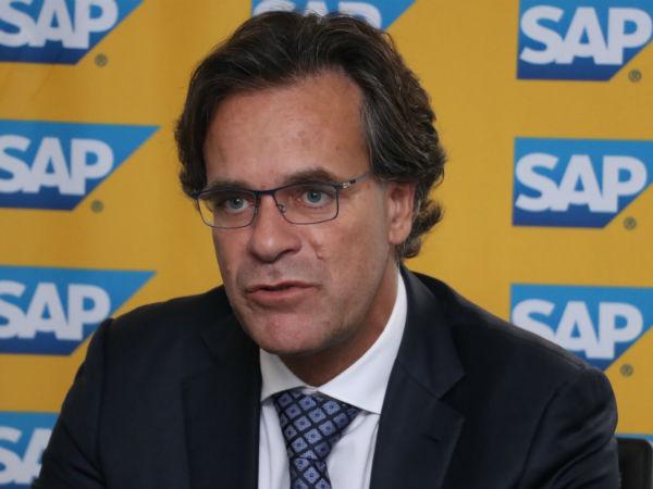 Pedro Guerreiro, Managing Director: Central Africa at SAP