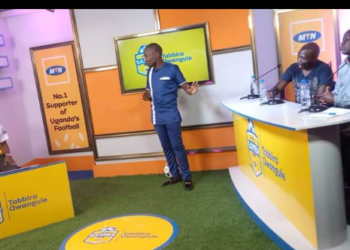 MTN Uganda, Sanyuka TV launch campaign for next big soccer commentator (PHOTO/Courtesy)
