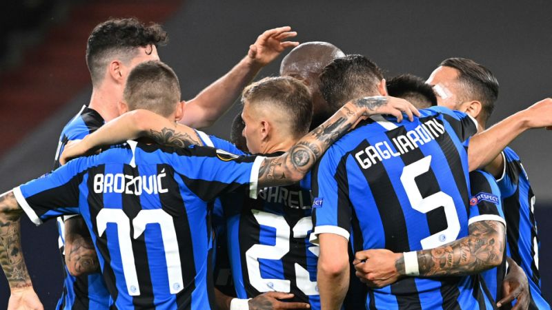 Inter took care of Getafe at the round of 16. (PHOTO/Courtesy)
