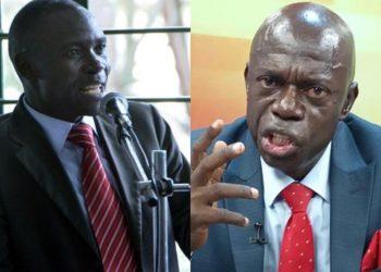 City lawyer Male Mabirizi and
