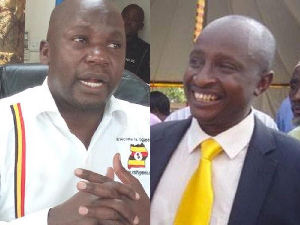 NRM's Godfrey Kiwanda