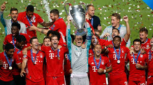 Bayern have now won six Champions League titles. (PHOTO/Courtesy)