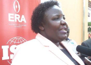 Ziria Tibalwa Waako the ERA Chief Executive Director (PHOTO/File).