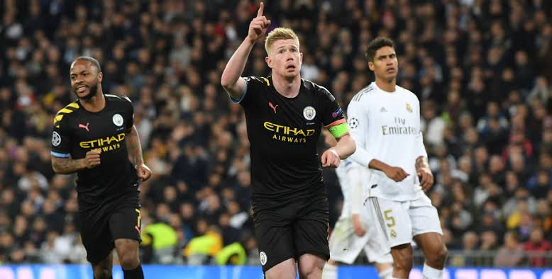 Man City won the first leg 2-1 at the Bernabeu. (PHOTO/Courtesy)