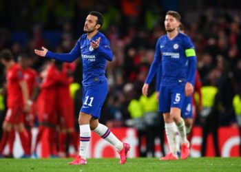 Chelsea lost the first leg 3-0 at home. (PHOTO/Courtesy)