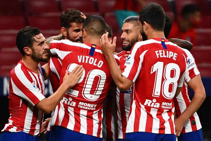 Atletico have never lost a Champions League knock-out tie against German opposition. (PHOTO/Courtesy)