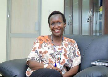 UCC acting Executive Director Irene Kaggwa Sewankambo (PHOTO/File)