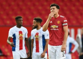 Man United lost to Crystal Palace in their opening game of the season. (PHOTO/Courtesy)