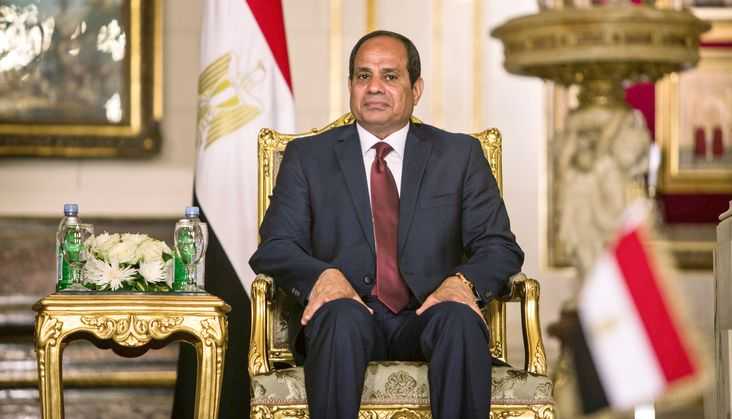 Egyptian President Abdel-Fattah al-Sisi (PHOTO/File).
