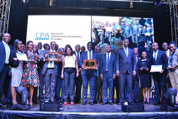 The Institute of Certified Public Accountants of Uganda (ICPAU) is set to hold the 11th Edition  of the Financial Reporting (FiRe) Awards (PHOTO/Courtesy).