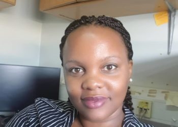 Dr. Clara Wekesa, a physician on quest to examine liver fibrosis among HIV patients (PHOTO/Courtesy).