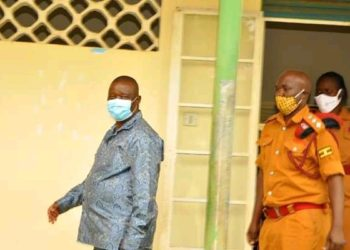 Minister Rukutana now faces robbery charges (PHOTO/Courtesy).
