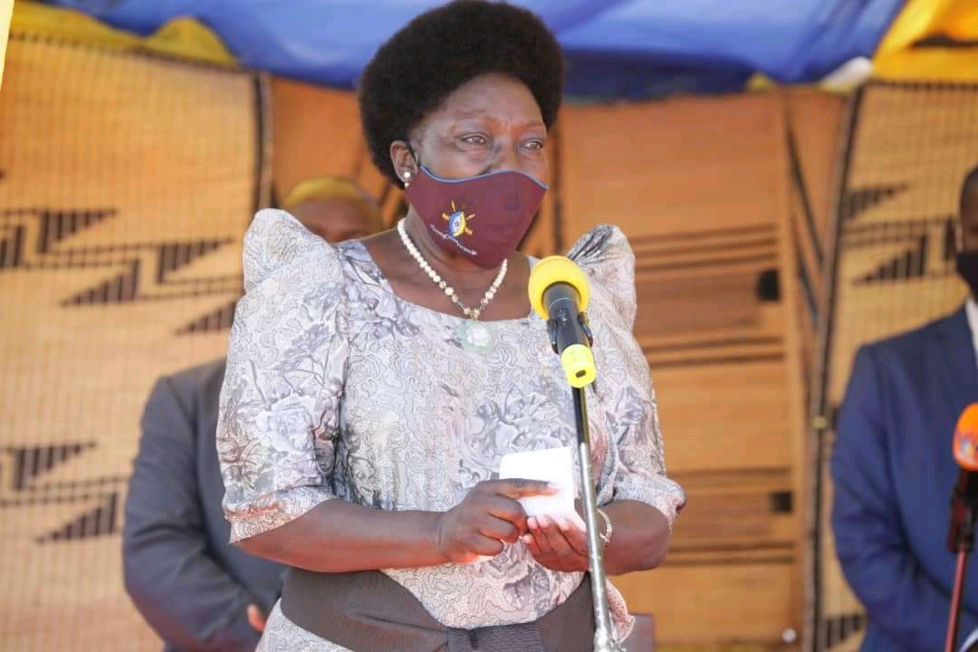Speaker Rebecca Kadaga asked MPs to internalise the committee reports before passing the Bill (PHOTO/Courtesy).