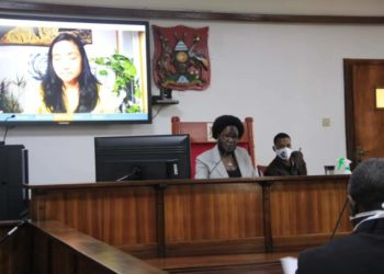 Civil Division during a video conference hearing on Friday (PHOTO/Courtesy).