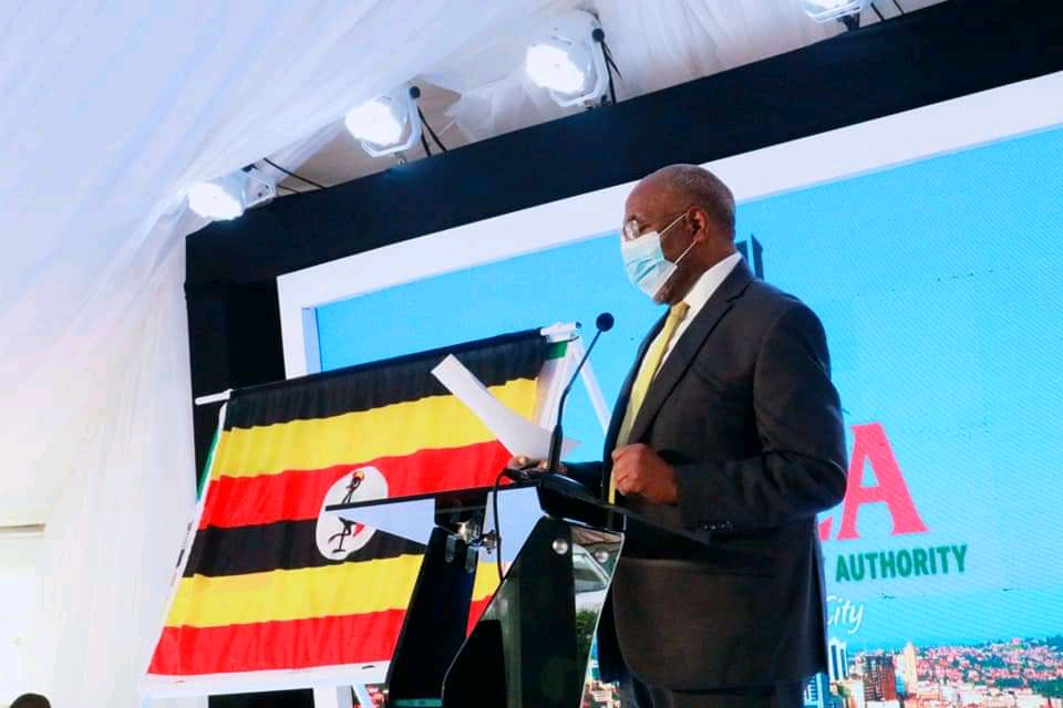 Prime Minister Ruhakana Rugunda presided over the launch (PHOTO/Courtesy).