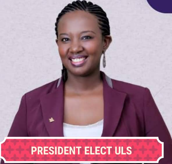 Ms. Pheona Wall has been elected  new ULS President (PHOTO/Courtesy).