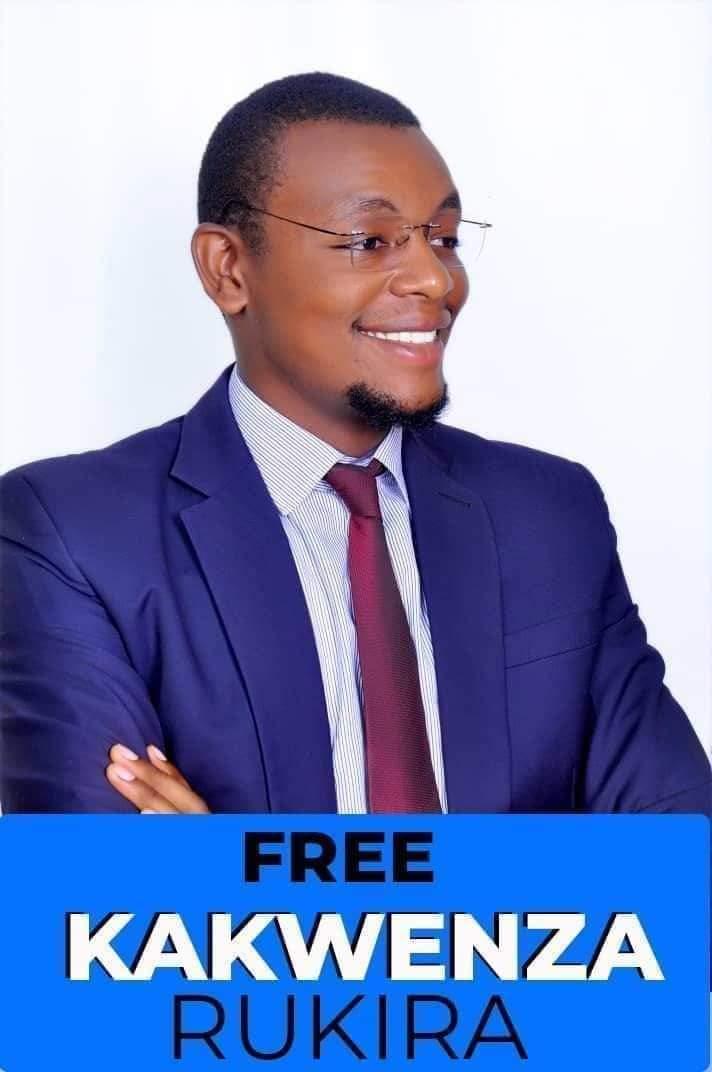 The critical book author Kakwenza Rukirabashaija has been arrested (PHOTO/Courtesy).