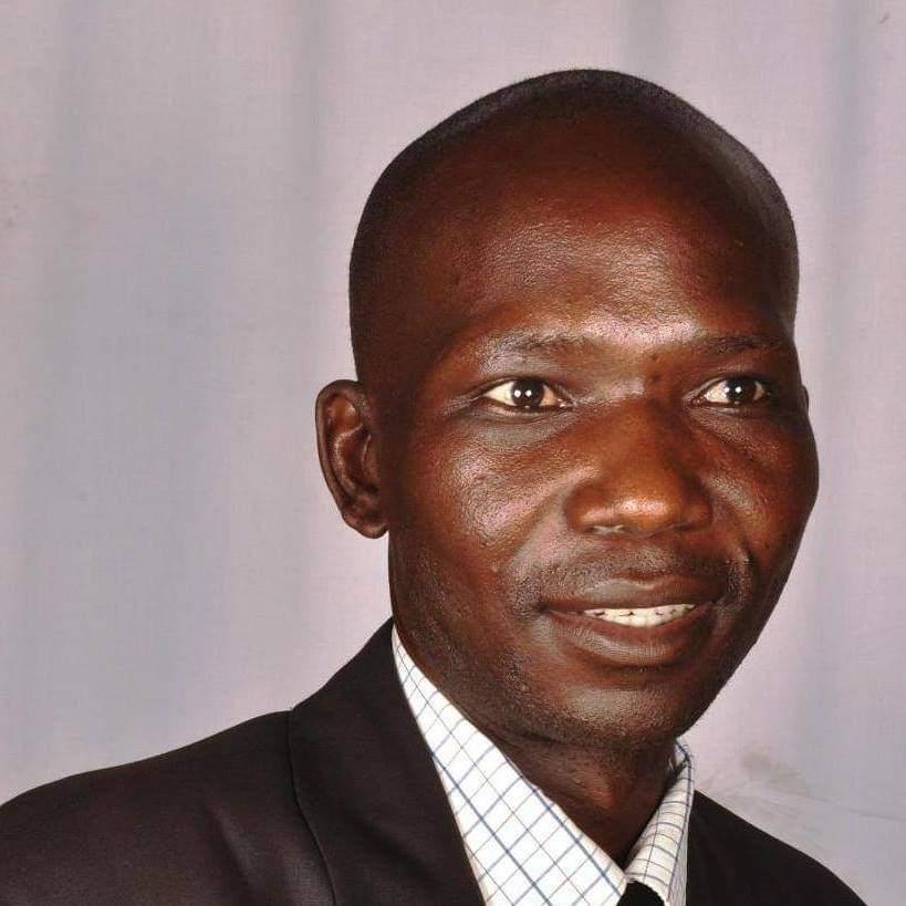 The late Daily Monitor's correspondent Moses Okeya (PHOTO/Courtesy).