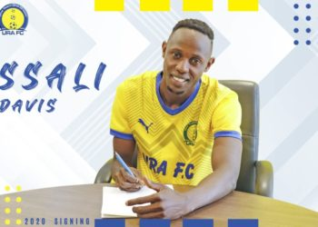 Davis Ssali is URA FC's third signing of the current off-season. (PHOTO/Courtesy)