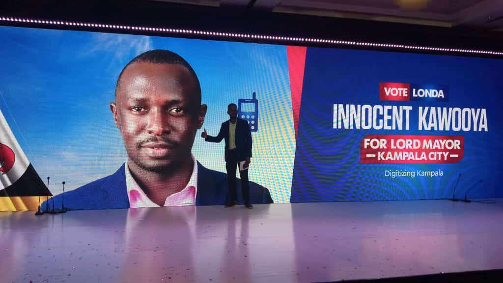 Innocent Kawooya is a Ugandan FinTech Expert, Financial Inclusion consultant, computer programmer and HiPiPo CEO (PHOTO/Courtesy).