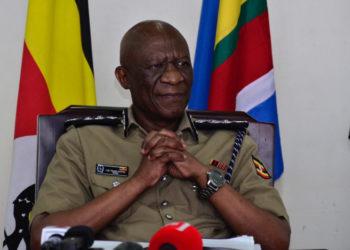 Inspector General of Police Martin Okoth Ochola (PHOTO/File).