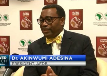 African Development Bank's President, Akinwumi Adesina (PHOTO/File).