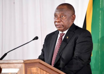 South African President Cyril Ramaphosa (PHOTO/File).