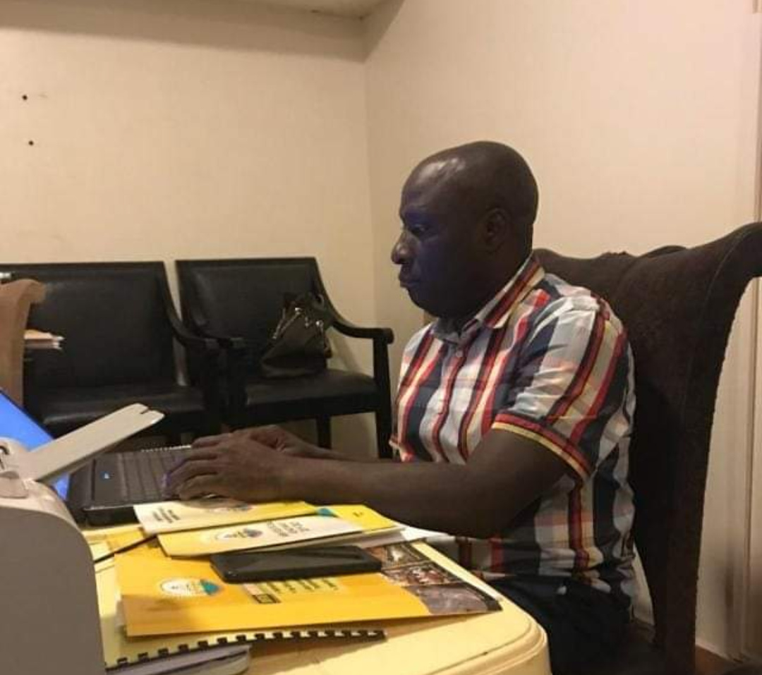 Lawrence Mayambala has been arrested over theft of Shs115m facilitation for party flag bearers (PHOTO/Courtesy).