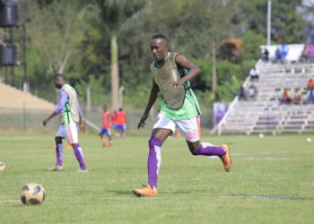 Bukenya spent last season on loan at Wakiso Giants FC. (PHOTO/Courtesy)