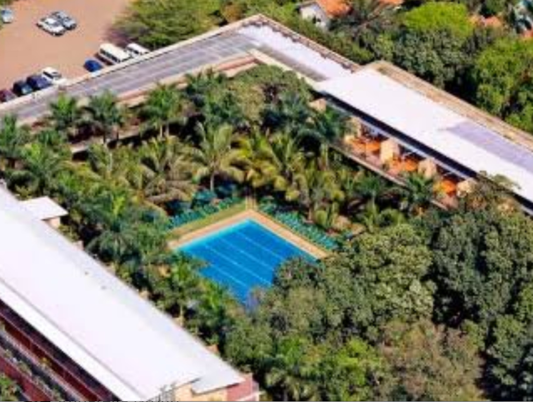 The aerial view of Kabira Country Club in Bukoto, Kampala (PHOTO/File).